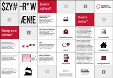 Miniaturka infografiki o szyfrowaniu